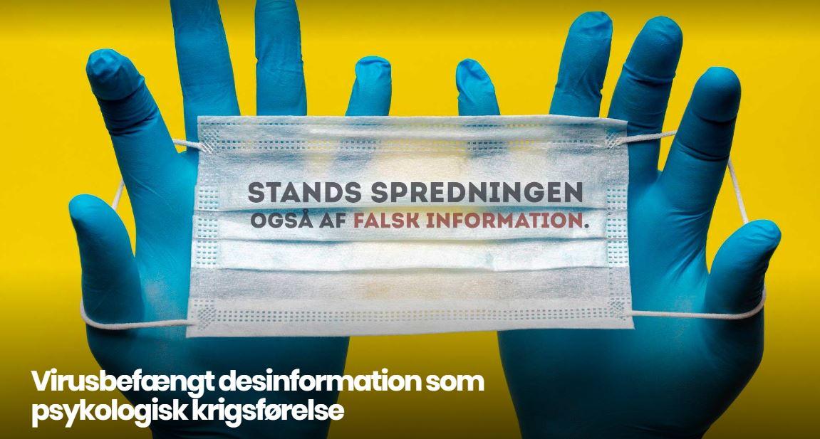 Stands spredningen af falsk information